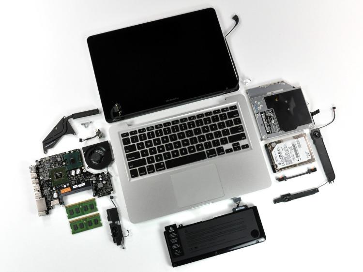 laptop-tear-down